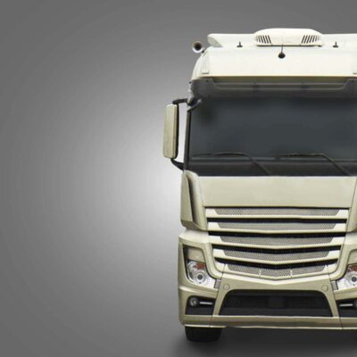 VISIERA PER MERCEDES ACTROS MP4 - BIG SPACE - GIGA SPACE