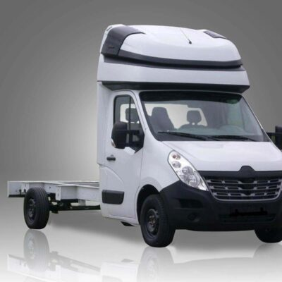 MANSARDA TOP SLEEPER - PER IVECO NEW DAILY 2014